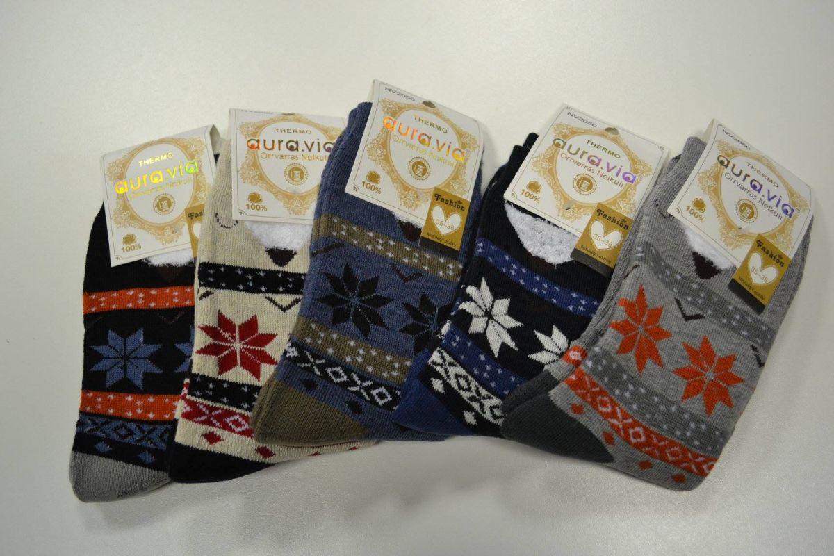 Barefoot Termo ponožky dámské bosá