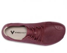 Barefoot Vivobarefoot PRIMUS LUX M Leather cordovan bosá