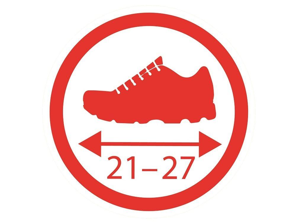 0a6a989377c Barefoot Chrániče na dětskou obuv - modré bosá