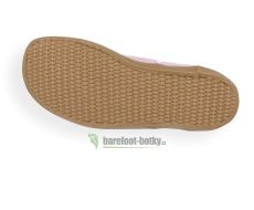 Barefoot Barefoot konopné tenísky Kolda Coral blush/gum Bohempia bosá