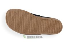 Barefoot Barefoot konopné tenísky Kolda plus Black-gum Bohempia bosá