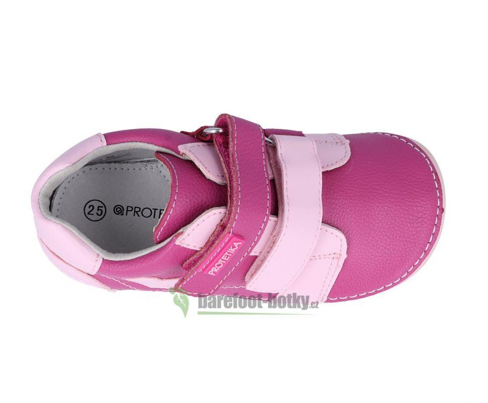 17df72bb53 Barefoot Protetika Pony fuxia - celoroční botky bosá